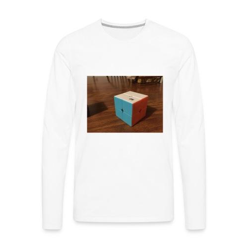 JeT FaM phone case - Men's Premium Long Sleeve T-Shirt