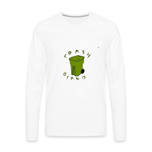 Trash brand - Men's Premium Long Sleeve T-Shirt