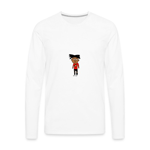 Dreads x Tacoskate - Men's Premium Long Sleeve T-Shirt
