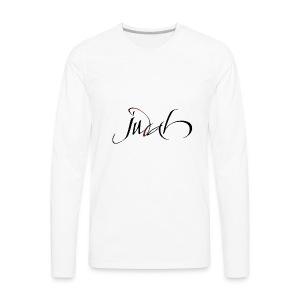 Judah Logo - Men's Premium Long Sleeve T-Shirt