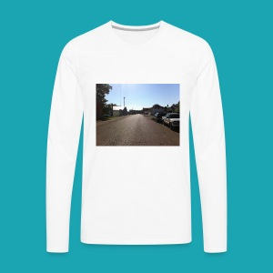 Vintage Road - Men's Premium Long Sleeve T-Shirt