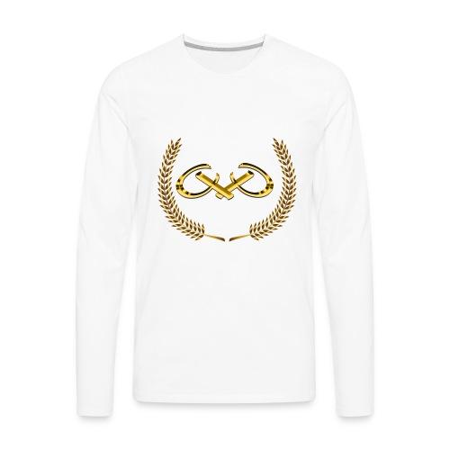 pcross - Men's Premium Long Sleeve T-Shirt