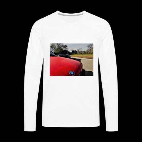 Speed - Men's Premium Long Sleeve T-Shirt