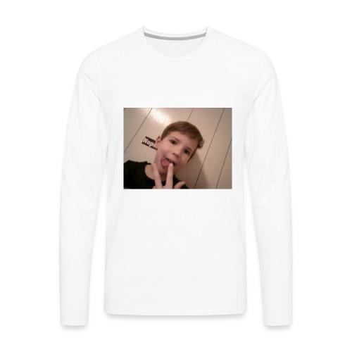 The save - Men's Premium Long Sleeve T-Shirt