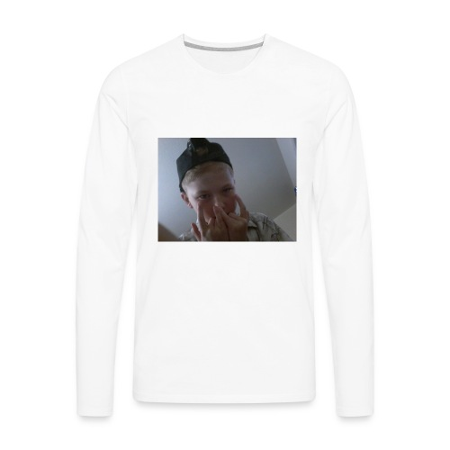Fresh logo - Men's Premium Long Sleeve T-Shirt