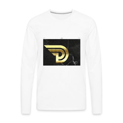 Dp merch - Men's Premium Long Sleeve T-Shirt