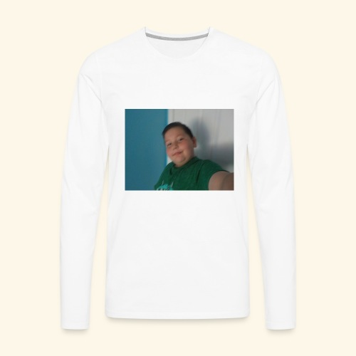 jonah - Men's Premium Long Sleeve T-Shirt
