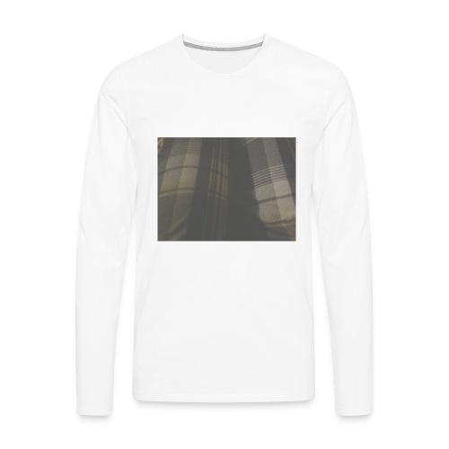 Carl the cool - Men's Premium Long Sleeve T-Shirt