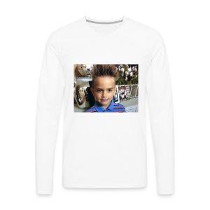 Let's go - Men's Premium Long Sleeve T-Shirt