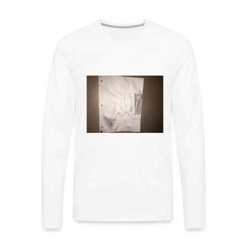 RIP Team Central - Men's Premium Long Sleeve T-Shirt
