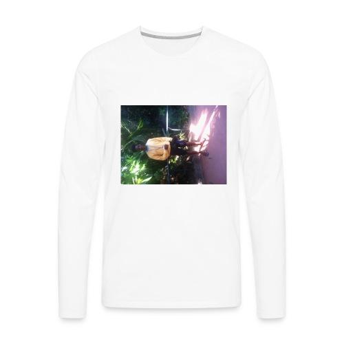 Terrance T-shirts ! - Men's Premium Long Sleeve T-Shirt