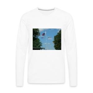 TOMMY TEES - Men's Premium Long Sleeve T-Shirt
