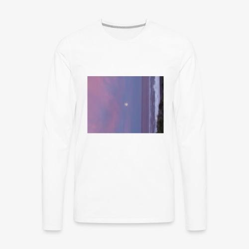 Ocean Moon set - Men's Premium Long Sleeve T-Shirt