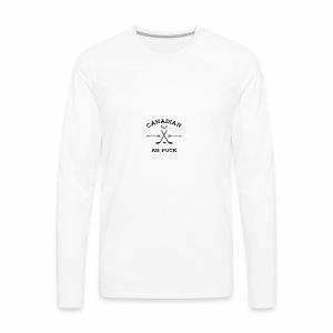 CanadianEh - Men's Premium Long Sleeve T-Shirt