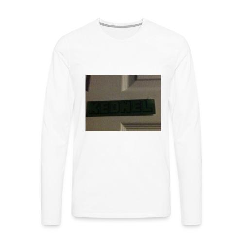 Kreed - Men's Premium Long Sleeve T-Shirt