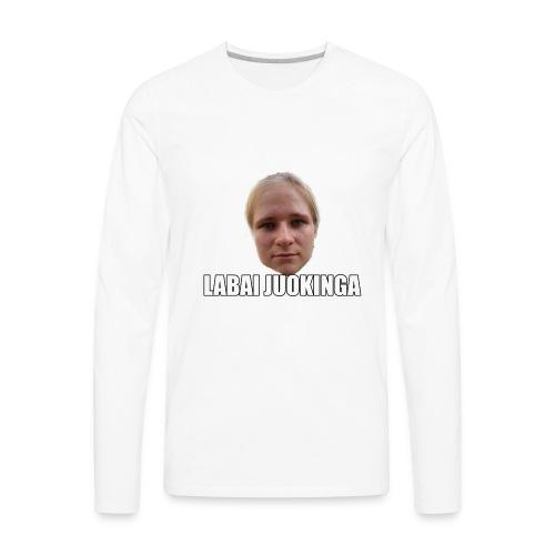 Labai juokinga - Men's Premium Long Sleeve T-Shirt