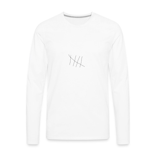 5 - Men's Premium Long Sleeve T-Shirt
