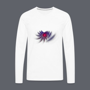 FractalDesign 001 - Men's Premium Long Sleeve T-Shirt