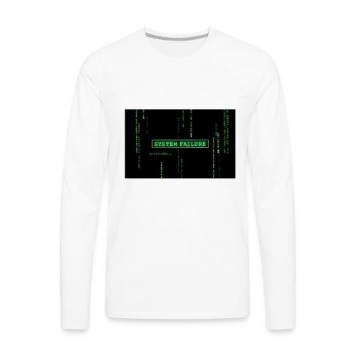 Fund Raise (for ideas) - Men's Premium Long Sleeve T-Shirt