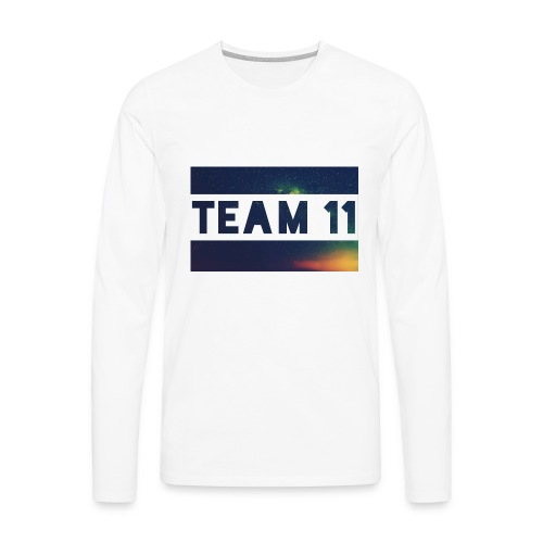 Custom merch - Men's Premium Long Sleeve T-Shirt