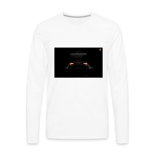 1C716374 77B3 42EE BCA6 5E291EABE28B - Men's Premium Long Sleeve T-Shirt