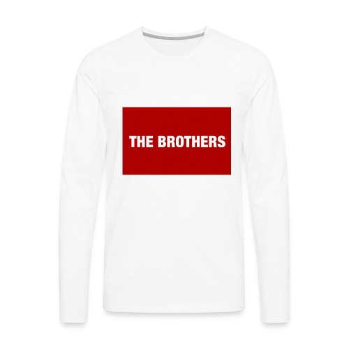 THE BROTHERS - Men's Premium Long Sleeve T-Shirt