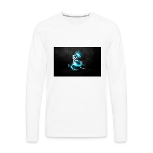 DRAGON SPIRIT - Men's Premium Long Sleeve T-Shirt