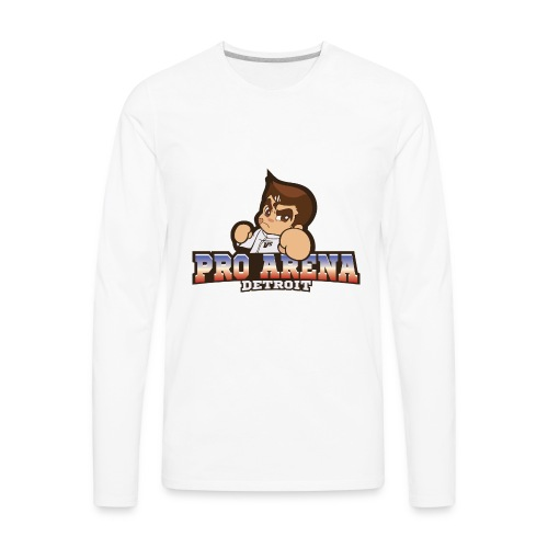 Pro Arena Final - Men's Premium Long Sleeve T-Shirt