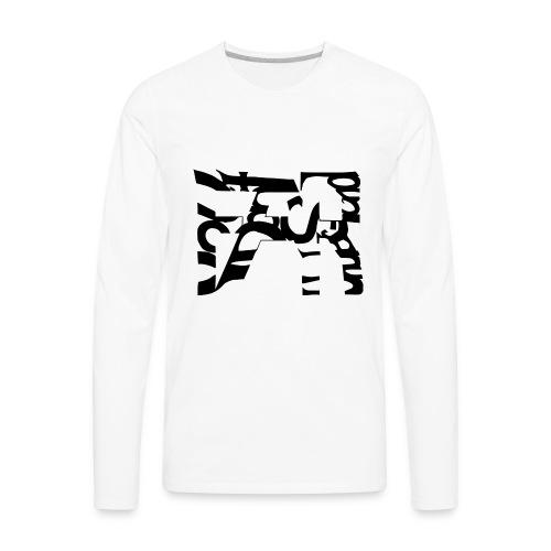 FAR BRAND - Men's Premium Long Sleeve T-Shirt