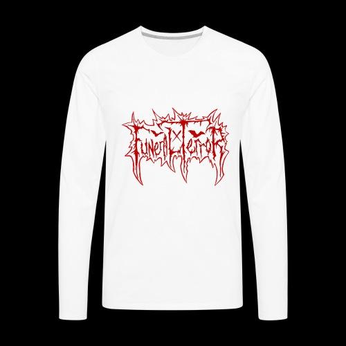 Funeral Terror - Official Merchandise - Men's Premium Long Sleeve T-Shirt