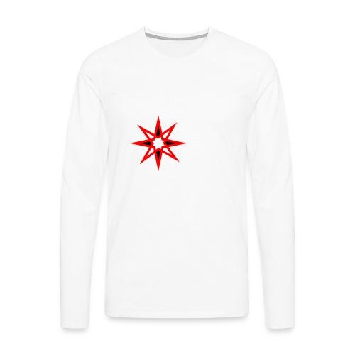 design 2 - Men's Premium Long Sleeve T-Shirt