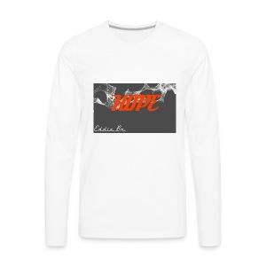 Pixlr - Men's Premium Long Sleeve T-Shirt