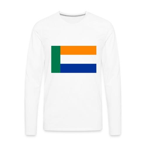 Vierkleur - Men's Premium Long Sleeve T-Shirt