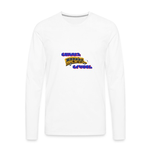 SummerSchoolLOGO - Men's Premium Long Sleeve T-Shirt