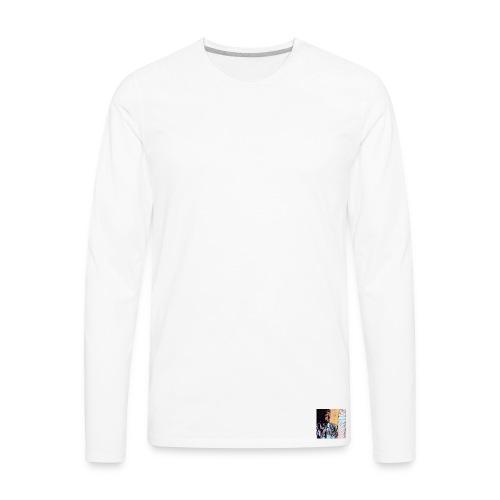 AG 100 - Men's Premium Long Sleeve T-Shirt
