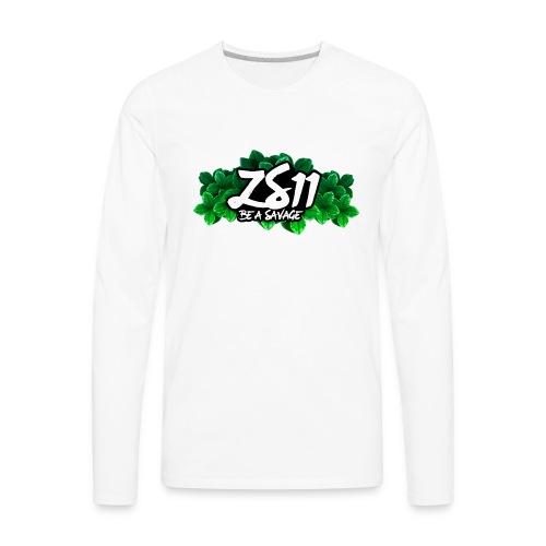ZS11 merchendise - Men's Premium Long Sleeve T-Shirt