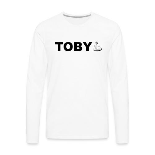 Toby - Men's Premium Long Sleeve T-Shirt