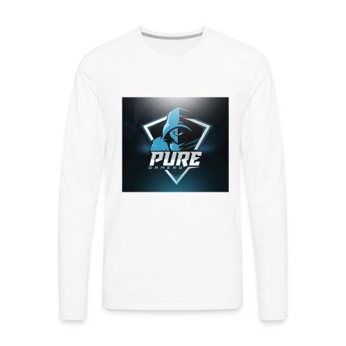 FsMz PuRe T-shrit - Men's Premium Long Sleeve T-Shirt
