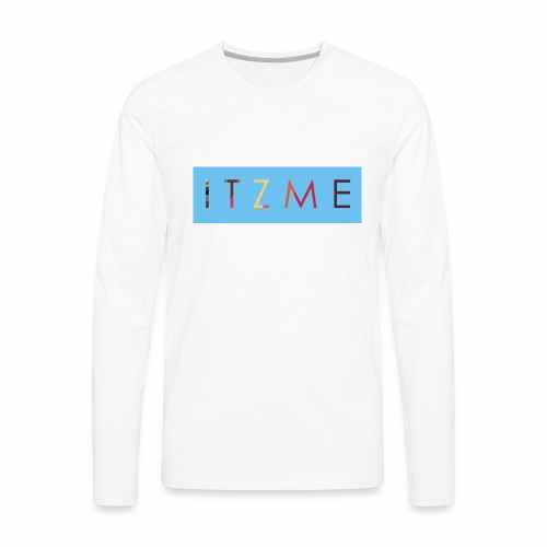 ItzMe - Men's Premium Long Sleeve T-Shirt