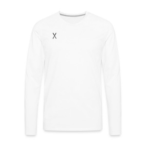 sticks - Men's Premium Long Sleeve T-Shirt