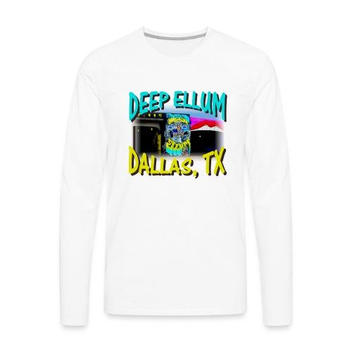 DE DlsTex - Men's Premium Long Sleeve T-Shirt