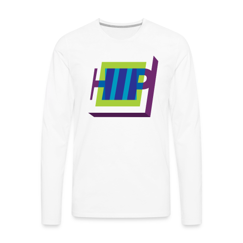 HIP - Men's Premium Long Sleeve T-Shirt