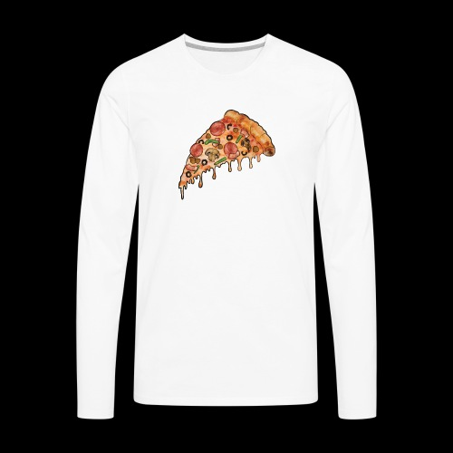 THE Supreme Pizza - Men's Premium Long Sleeve T-Shirt