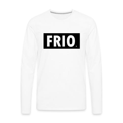 Frio shirt logo - Men's Premium Long Sleeve T-Shirt