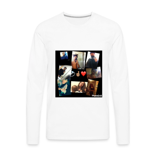 GOals - Men's Premium Long Sleeve T-Shirt