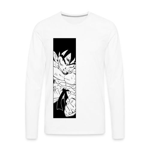 Goku Spirit - Men's Premium Long Sleeve T-Shirt