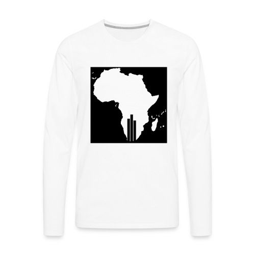 Tswa_Daar_Logo_Design - Men's Premium Long Sleeve T-Shirt