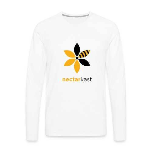 NECTARKAST - Men's Premium Long Sleeve T-Shirt