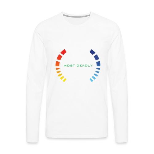 GoldeneEye 64 - Men's Premium Long Sleeve T-Shirt