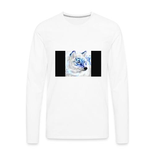 josiah - Men's Premium Long Sleeve T-Shirt